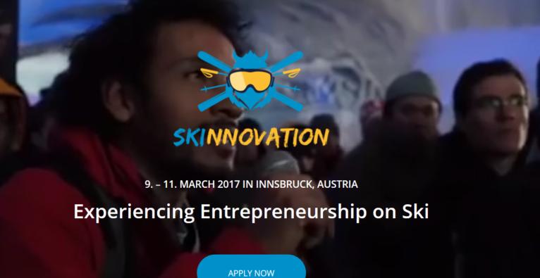 SKINNOVATION – Die erste Startup-Konferenz auf Ski