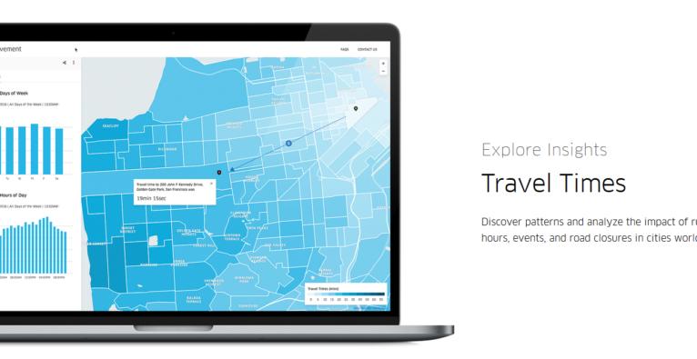 Uber gibt Daten über getätigte Fahrten frei
