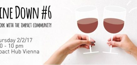 Impact Hub WineDown #6 | Drink & Networking Event