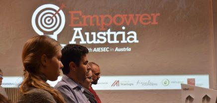 Aiesec bringt internationale Studenten zu heimischen Startups