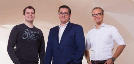 presono: Linzer Präsentations-Startup holt sich eine Milllion Euro