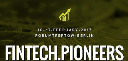 FinTech.Pioneers: Die Elite von heute trifft in Berlin die Elite von morgen
