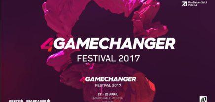 4Gamechanger Festival 2017