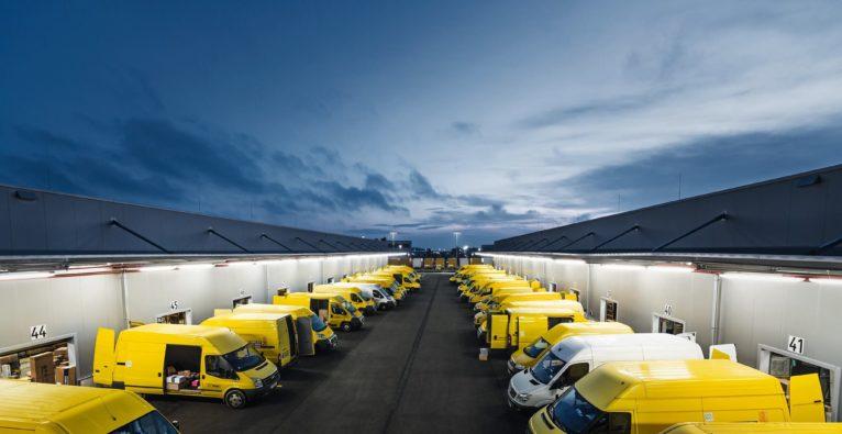 Logistik als Erfolgsfaktor im E-Commerce Zeitalter