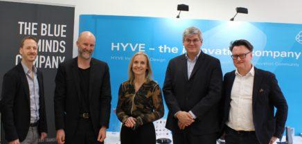 One-Stop-Shop für Produkte und Dienstleistungen: HYVE kommt nach Wien
