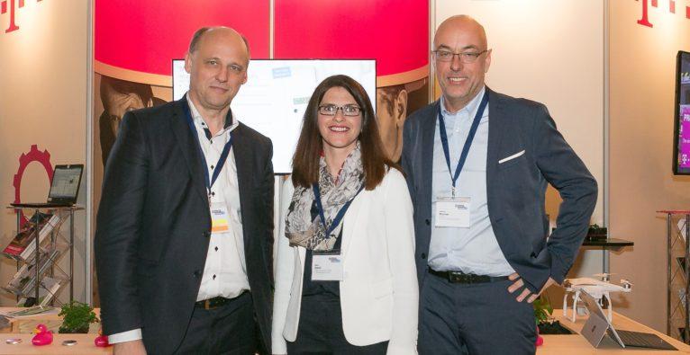 Bürgermeister Häupls Bienen als Highlight am M2M/IoT-Forum