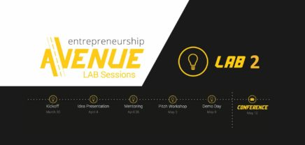 Entrepreneurship Avenue LAB #2 Idea Presentation