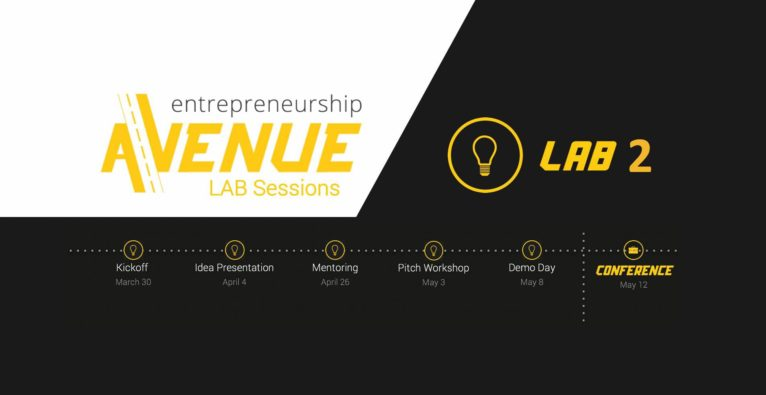 Entrepreneurship Avenue LAB #2 Idea Presentation