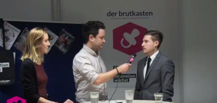 Live Interview: Barbara Guschlbauer und Emanuel Kaspar, die Founder von Create Your Date