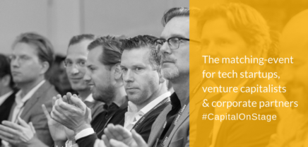 """Capital On Stage Vienna"" bringt Startups zu internationalen VCs"