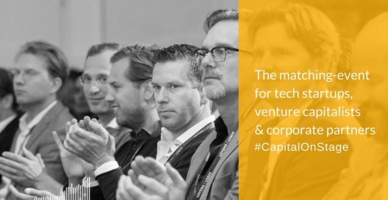 """""""Capital On Stage Vienna"""" bringt Startups zu internationalen VCs"""