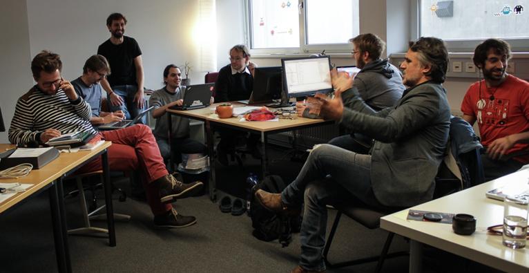 Frontend EntwicklerIn – redlink GmbH