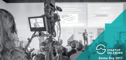 """Idea Meets Money – Teilnehmer für """"Startup Salzburg Demo Day"""" stehen fest"""