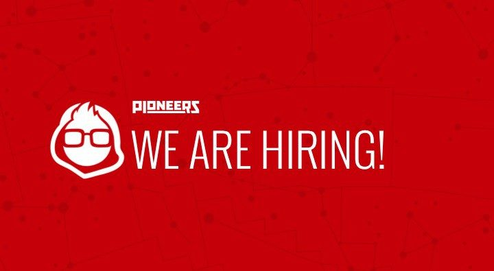 EVENT PROGRAM MANAGER (F/M) – PIONEERS
