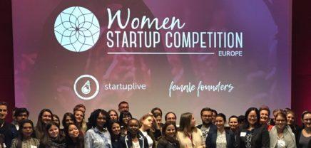 Women Startup Competition: Wo frau um die Wette pitcht