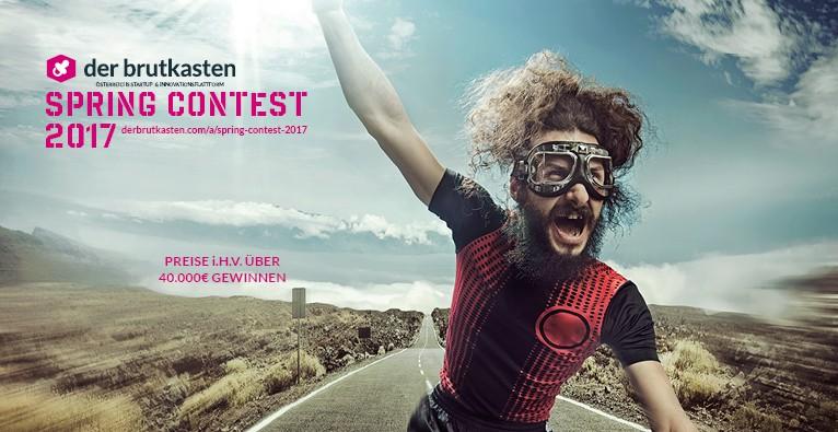 Der Brutkasten Spring Contest 2017 – Pitch Finale