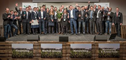Agro Innovation Lab startet Call für Startup-Programm 2017