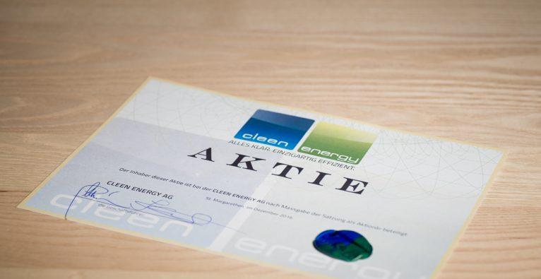 """Österreichisches Startup """"Cleen Energy"""" geht an die Wiener Börse"""
