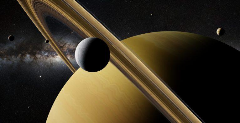 NASA Space Apps Challenge:  Die Suche nach der Entstehung des Lebens