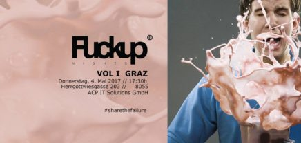 FuckUp Nights Graz VOL I