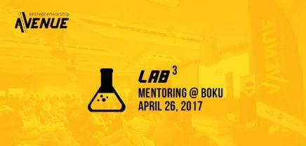 Entrepreneurship Avenue LAB #3 Mentoring
