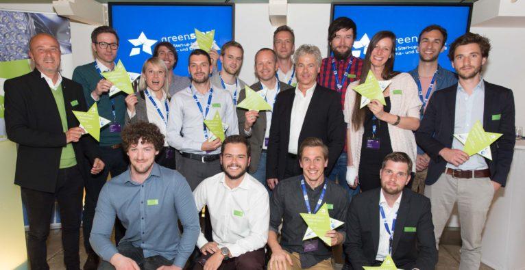 Hier sind die 10 Finalisten des 3. Greenstart-Wettbewerbs