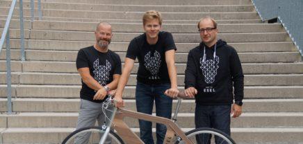 Linzer Startup My Esel gewinnt weltgrößten Sport-Innovations-Award