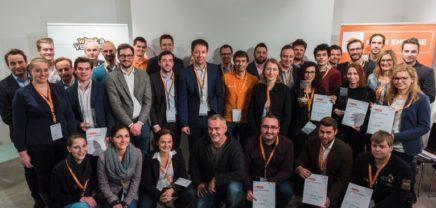 """Voller Erfolg der """"Innovation Challenge"""" von  Wien Energie"""