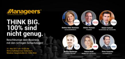 Think Big! – Mit Manageers von Top Managern lernen