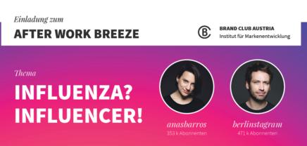 2. After Work Breeze des Brand Club Austria