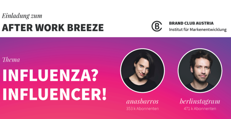 2. After Work Breeze des Brand Club Austria