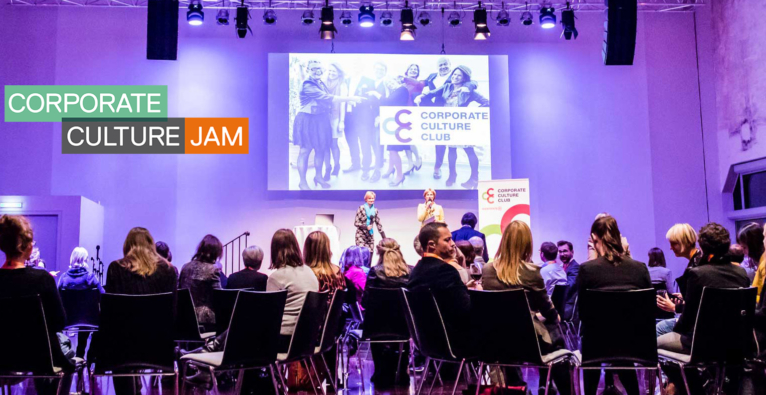 "1. Corporate Culture Jam: ""Keine Transformation ohne Kulturwandel"""