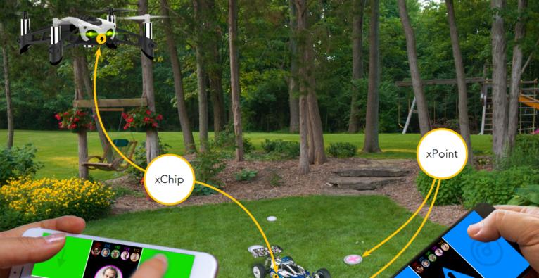 Augmented Gaming: xDroid holt sich 2 Stockerlplätze und ein 6-stelliges Investment in einer Woche