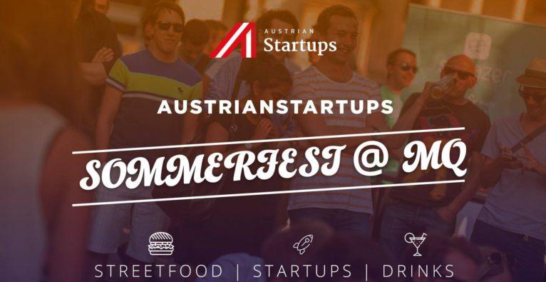 AustrianStartups Sommerfest