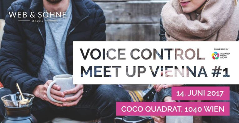Voice Control Meetup Vienna #1