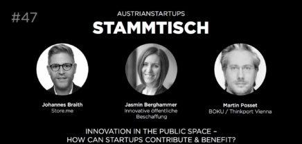 AustrianStartups Stammtisch #47