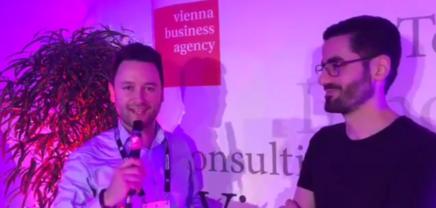 Live Interview: Baher Al Hakim, der CEO von Medicus Healthcare und Petra Dobrocka, die Co-Founderin von byrd