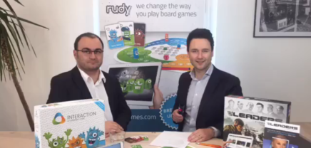 Live Interview: Der Founder Manfred Lamplmair im Gespräch über Rudy Games