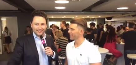 Live Interview: Florian Gschwandtner, der CEO und Co-Founder von Runtastic