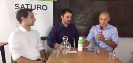 Live Interview: Saturo im Gespräch über FutureFood, die Mahlzeit in der Flasche uVm.