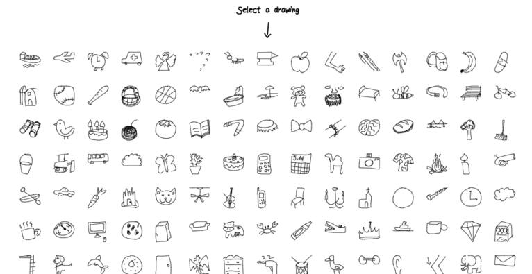 """""""Quick, Draw!"""": 20-Sekunden-Spiel trainiert Googles Künstliche Intelligenz"""