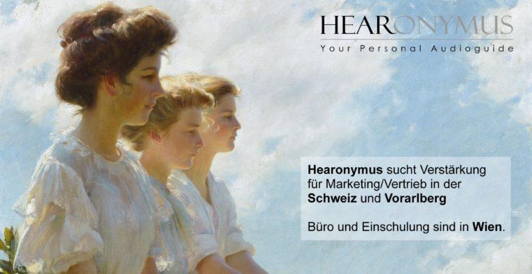 Marketing/Sales für Kunst und Kultur in Vorarlberg und der Schweiz
