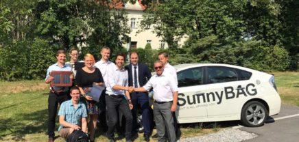 SunnyBAG bekommt mehr Power für Innovationen aus Kärnten