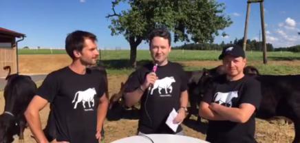 Live Interview: Florian Irxenmayr, Patrick Fehringer und Karl Peterseil über ihr AgrarTech Startup