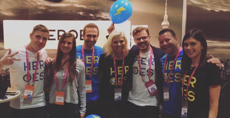Launch von Heroes.ai: Von Los Angeles über Wien rund um die Welt