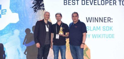 """Wikitude im Silicon Valley mit AR – """"Auggie Award"""" ausgezeichnet"""