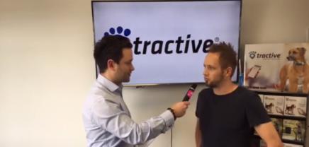 Live Interview: Michael Hurnaus, der Co-Founder & CEO von Tractive