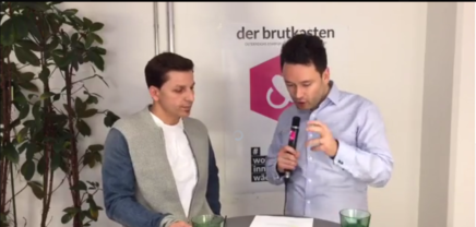 Live Interview: Levent Levi Akgün, der Founder CEO von Hadiapp