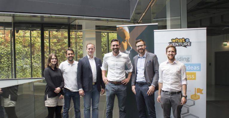 weXelerate und WhatAVenture gehen in die finale Startup-Scouting-Phase für ersten Batch