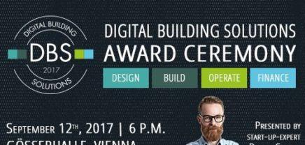 Award Ceremony – Digital Building Solutions (DBS)
